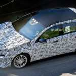 2018 Mercedes A-Class: Первые шпионские фотографии