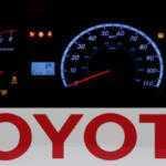 Что обозначают значки на приборной панели Тойота