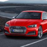 Представлено новое поколение Audi A5 Coupe 2017