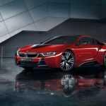 Баварцы представили BMW i8 Celebration Edition