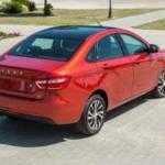 АВТОВАЗ представил юбилейную версию Lada Vesta и Lada Xray