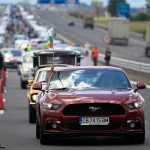 Владельцы «Фордов» установили рекорд Гиннеса (видео)