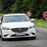 Mazda разработала систему повышения комфортности езды
