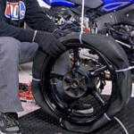 Как поменять резину на мотоцикле и правильно ее эксплуатировать?