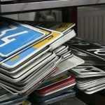 МВД отменит монополию на изготовление номерных знаков