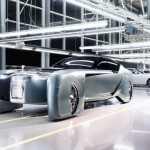 MINI и Rolls-Royce показали автомобили далёкого будущего