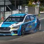 Subaru WRX STI установил новый рекорд острова Мэн!