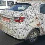Tata начала испытания компактного бюджетного седана