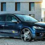 O.CT Tuning выжали из Volkswagen Golf 450 «лошадей»