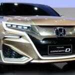 2017 Honda CR-V: Новое поколение