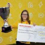 Украинская команда молодых инженеров получила кубок за стойкость на Shell Eco-Marathon 2016