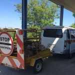 На въездах в Киев установят пункты взвешивания автотранспорта
