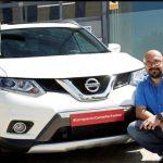 Nissan продал в Испании автомобиль через соцсеть