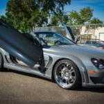 Последним проектом ZR Auto стал 640-сильный Mercedes SL55 AMG