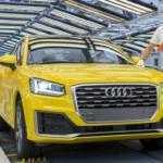 Audi Q2 поставили на конвейер