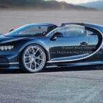 Bugatti не планирует Chiron с открытым верхом