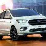 Обновленный Ford Kuga получил модификацию ST-Line