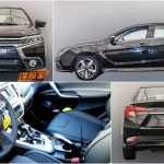 Mitsubishi Lancer основательно подправили для китайцев