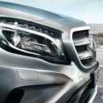 Mercedes-Benz подтвердил выход модели GLA Coupe