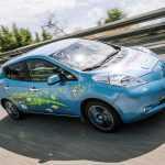Сотрудники Nissan удвоили ёмкость батарей электрокара Leaf