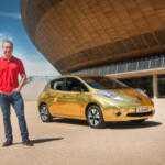 Олимпийским чемпионам подарят золотые электромобили Nissan