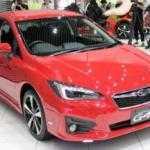 В Японии представили новое поколение Subaru Impreza