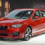 Subaru Impreza оснастят подушкой безопасности пешехода (видео)