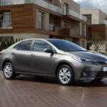 Озвучены цены новой Toyota Corolla