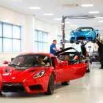 Detroit Electric выпустит седан и кроссовер