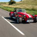Caterham представил спорткар Seven 310