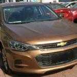 Chevrolet Cavalier готовится к продажам