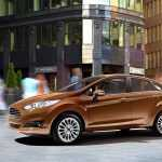 Новый Ford Fiesta могут представить в 2016 году