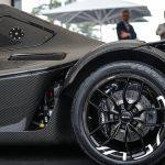 Спорткар BAC Mono первым в мире получил колёсные арки из графена