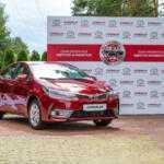 Тест-драйв обновленная Toyota Corolla: Легенда?