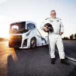 «Железный рыцарь» Volvo установил два рекорда скорости среди грузовиков