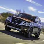 Озвучены цены на новый Nissan Armada