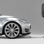 Электрокар Tesla Model S получил беспроводную зарядку (видео)