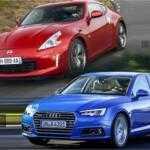 Самые дешевые автомобили с шестицилиндровыми двигателями