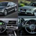 Новое поколение 2017 Audi A5 Sportback против старой Audi A5 Sportback