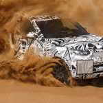 2017 Land Rover Discovery показали в тизерном видео