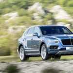 Технические данные первой дизельной модели Bentley Bentayga Diesel