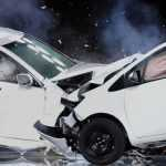 Невероятная авария снятая на видео