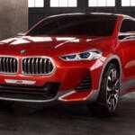 Субкомпактный премиальный кроссовер BMW X2 представлен в Париже