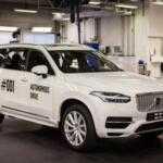 Volvo показала особенности XC90 с автопилотом (видео)