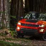 Jeep Compass 2017: первые официальные фотографии и характеристики