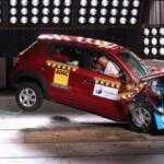 Самый дешевый Renault повторно провалил краш-тест Global NCAP