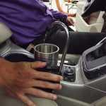 Инженер Ford предложил пить конденсат из кондиционера автомобиля