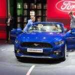 Ford, Volvo и Rolls-Royce пропустят автосалон в Париже