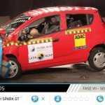 Близнец хэтчбека Ravon R2 провалил краш-тест Latin NCAP