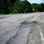 Украина заняла 134 место в мировом рейтинге качества дорог